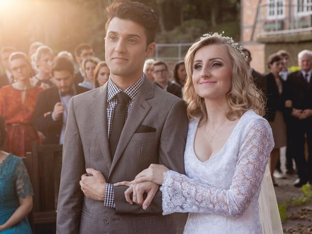 O casamento de Angélica e Filipe
