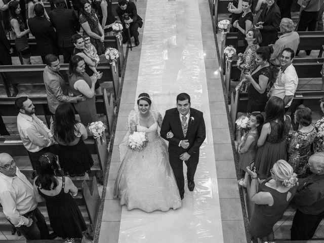 O casamento de Fernanda e Carlos