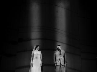 O casamento de Marina e Rafael