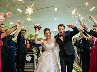 O casamento de Daiane  e João Carlos
