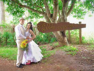 O casamento de Lohana e Vinício