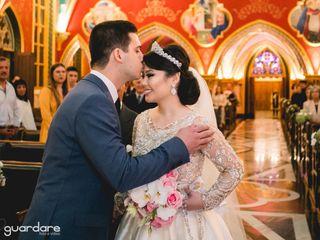 O casamento de Nicoli Sasaki e Luiz Eduardo Defanti