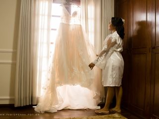 O casamento de Samya e Patric  1