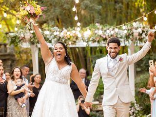 O casamento de Samya e Patric