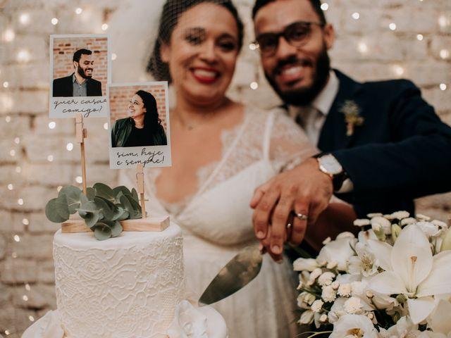 O casamento de Carolina e Thiago