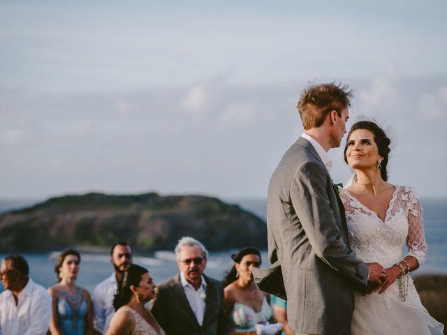 O casamento de César e Raquel em Fernando de Noronha, Pernambuco 15