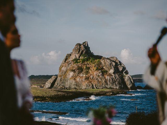 O casamento de César e Raquel em Fernando de Noronha, Pernambuco 16