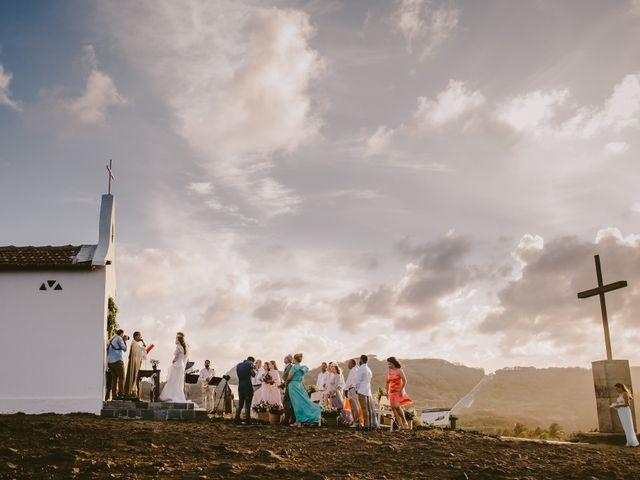 O casamento de César e Raquel em Fernando de Noronha, Pernambuco 18