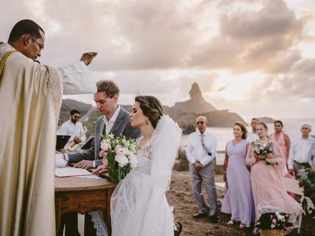 O casamento de César e Raquel em Fernando de Noronha, Pernambuco 20