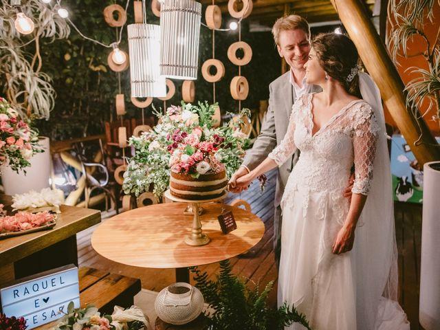 O casamento de César e Raquel em Fernando de Noronha, Pernambuco 2