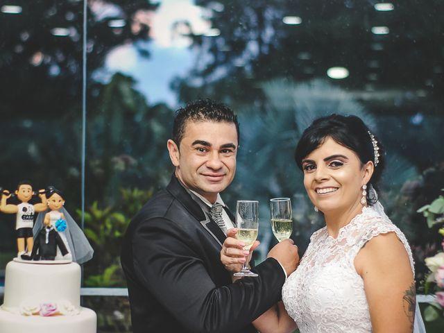 O casamento de Manoel e Gisele