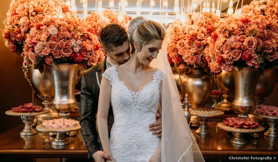 O casamento de Patrique e Barbara em São Paulo, São Paulo