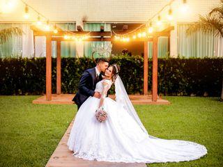 O casamento de Gleiciela e Wendel