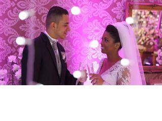 O casamento de Liliane e Rafael