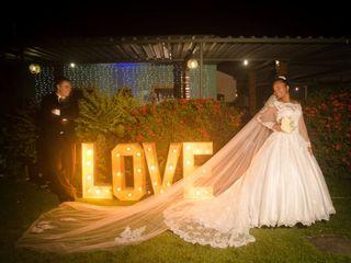 O casamento de Larissa e Emerson 1