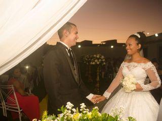 O casamento de Larissa e Emerson 2