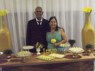 O casamento de Célia e Ricardo