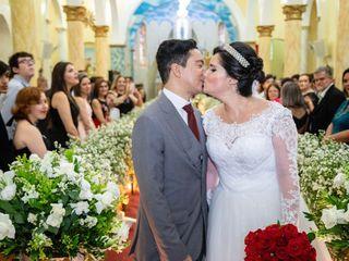 O casamento de Renata e Hugo