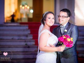 O casamento de Karoline e Thiago