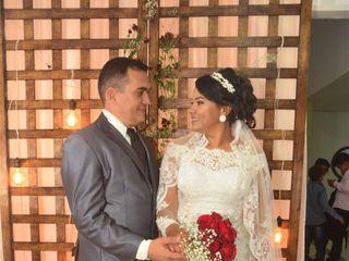 O casamento de Cleonice  e Joel