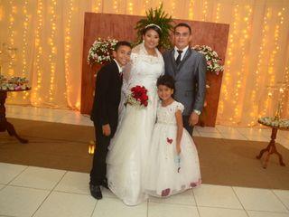 O casamento de Cleonice  e Joel 3