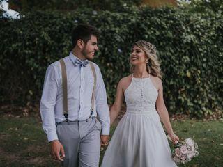 O casamento de Sabrina e Antônio