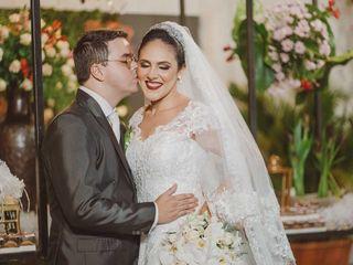 O casamento de Jamily e Mauricio