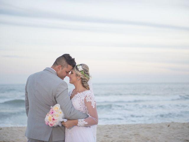 O casamento de Dayany e Magnum