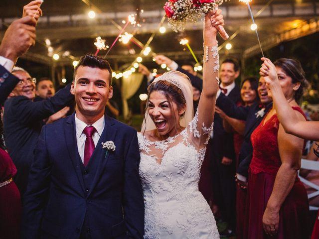 O casamento de Rafaella e Daniel