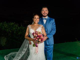 O casamento de Letícia  e Alessandro