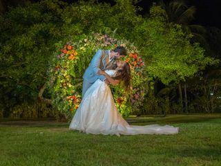 O casamento de Lira e Rodrigo