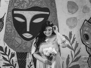 O casamento de Mariana e Israel 1