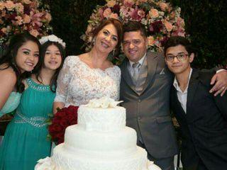 O casamento de Marcia Cristina Santos Machado  e Walter Carvalho Campos