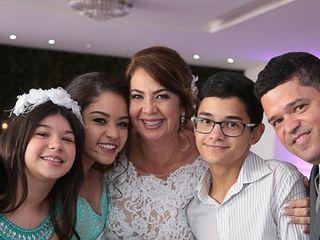 O casamento de Marcia Cristina Santos Machado  e Walter Carvalho Campos  2