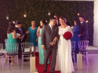 O casamento de Marcia Cristina Santos Machado  e Walter Carvalho Campos  3