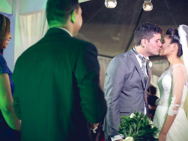 O casamento de Cristiane e Thiago