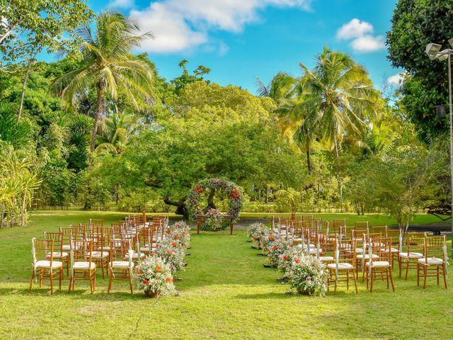 O casamento de Rodrigo e Lira em Monte Gordo, Bahia 3