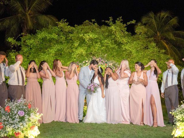 O casamento de Rodrigo e Lira em Monte Gordo, Bahia 56