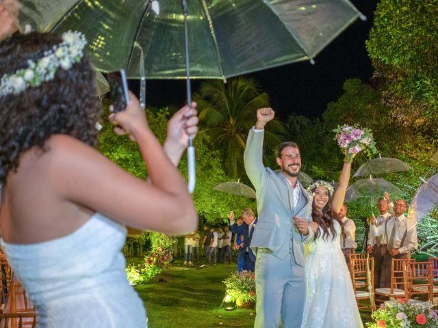 O casamento de Rodrigo e Lira em Monte Gordo, Bahia 58