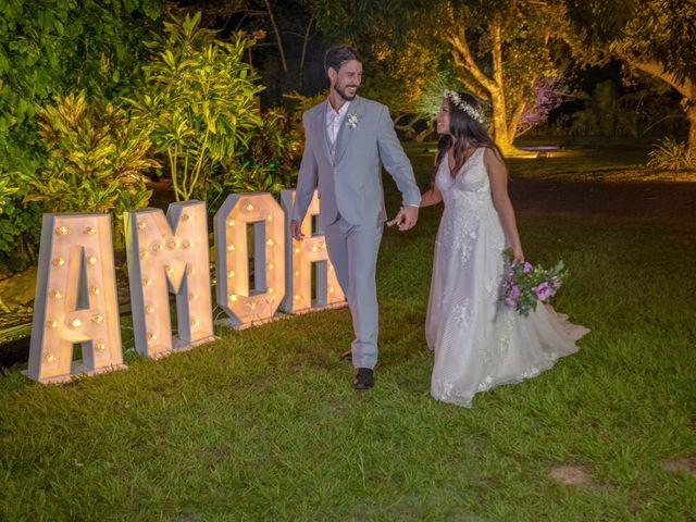 O casamento de Rodrigo e Lira em Monte Gordo, Bahia 1