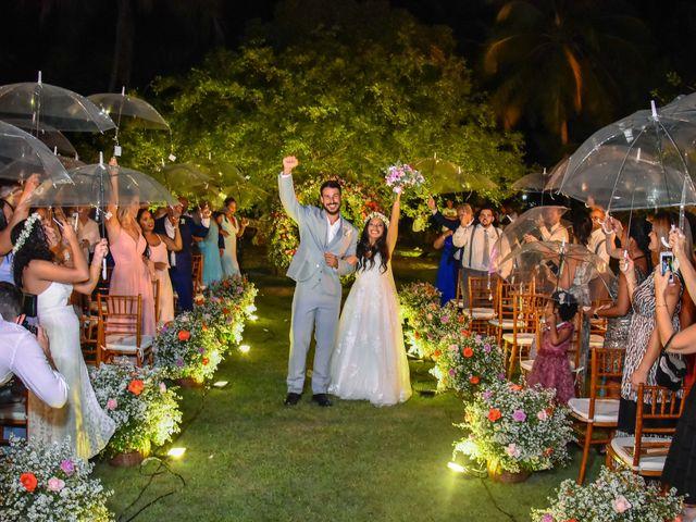 O casamento de Rodrigo e Lira em Monte Gordo, Bahia 64