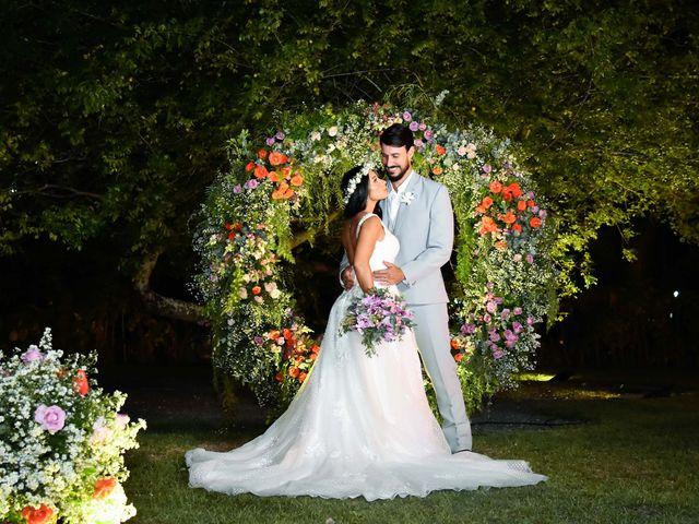 O casamento de Rodrigo e Lira em Monte Gordo, Bahia 67
