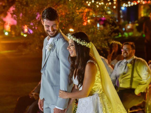 O casamento de Rodrigo e Lira em Monte Gordo, Bahia 71