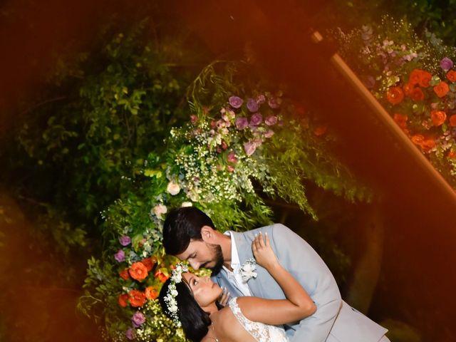 O casamento de Rodrigo e Lira em Monte Gordo, Bahia 78