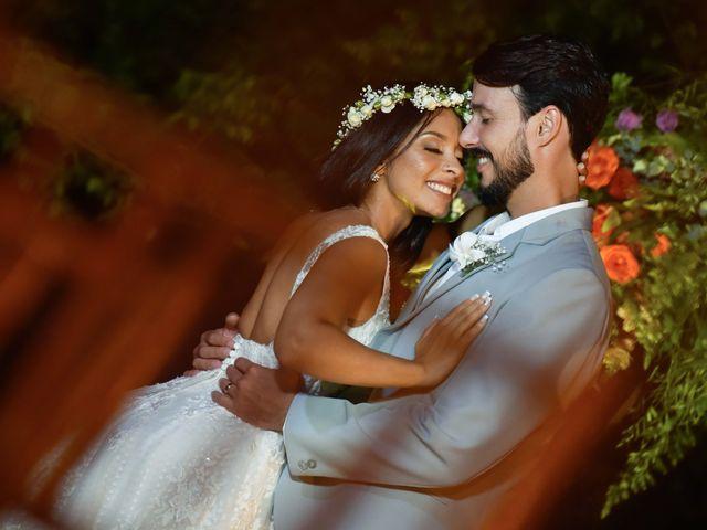 O casamento de Rodrigo e Lira em Monte Gordo, Bahia 79
