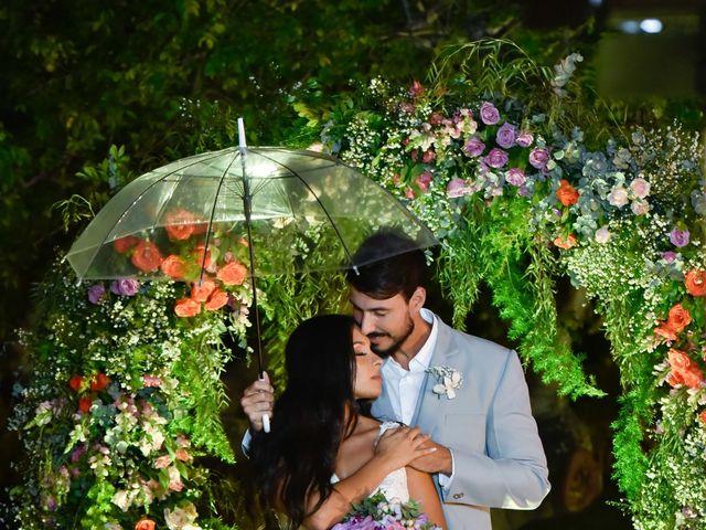 O casamento de Rodrigo e Lira em Monte Gordo, Bahia 80