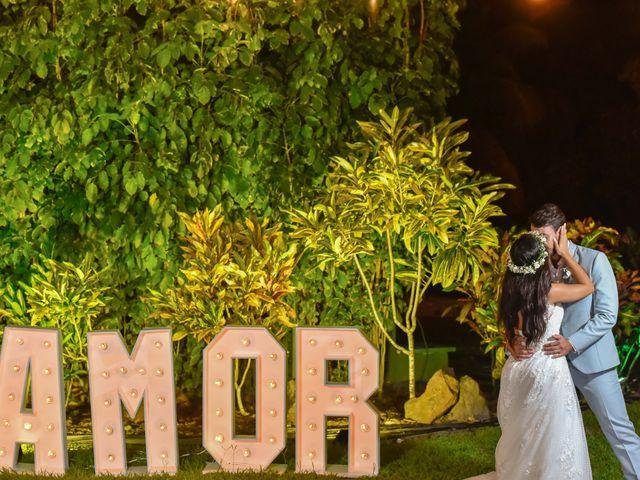 O casamento de Rodrigo e Lira em Monte Gordo, Bahia 81