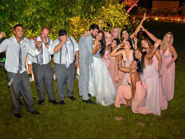 O casamento de Rodrigo e Lira em Monte Gordo, Bahia 86