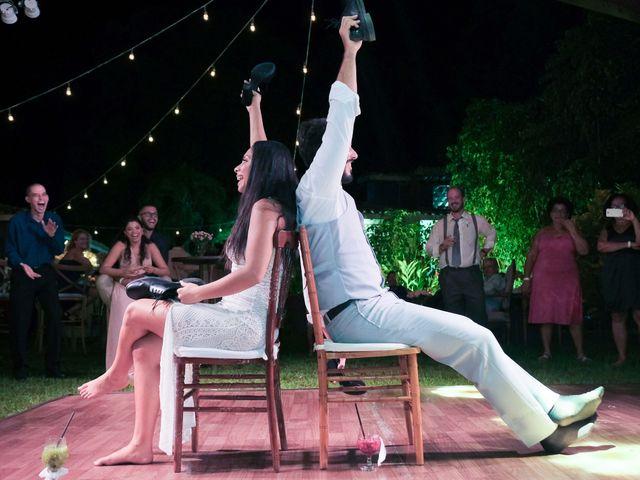 O casamento de Rodrigo e Lira em Monte Gordo, Bahia 98