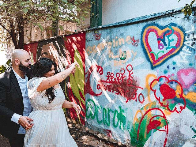 O casamento de Israel e Mariana em São Paulo, São Paulo 18